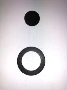 Kabelgenomföringar - kabelgenomföring av gummi